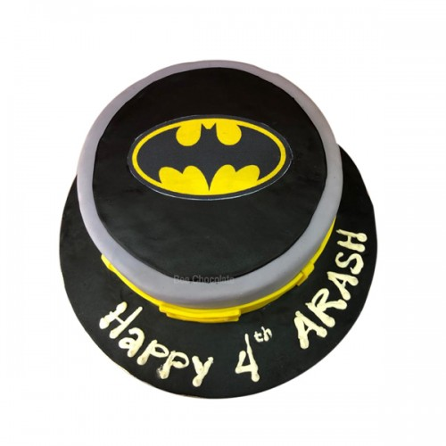 Batman sugar design  cake
