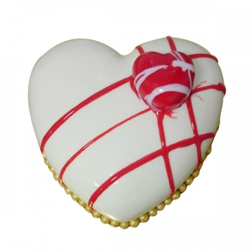 Heart Shape Cake 01