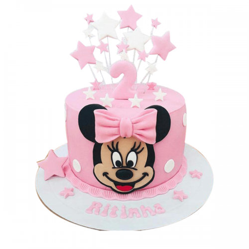 Mickey Mouse Cake 06