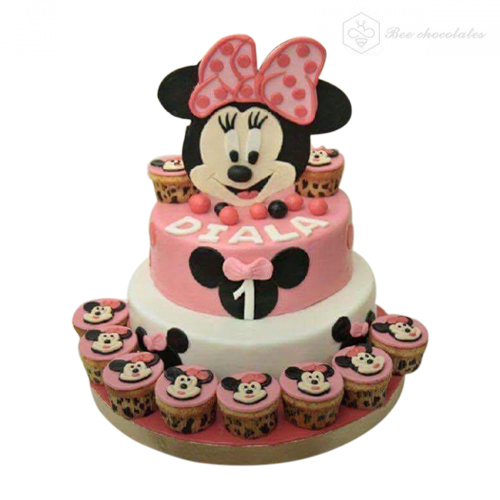 Mickey Mouse Cake 09